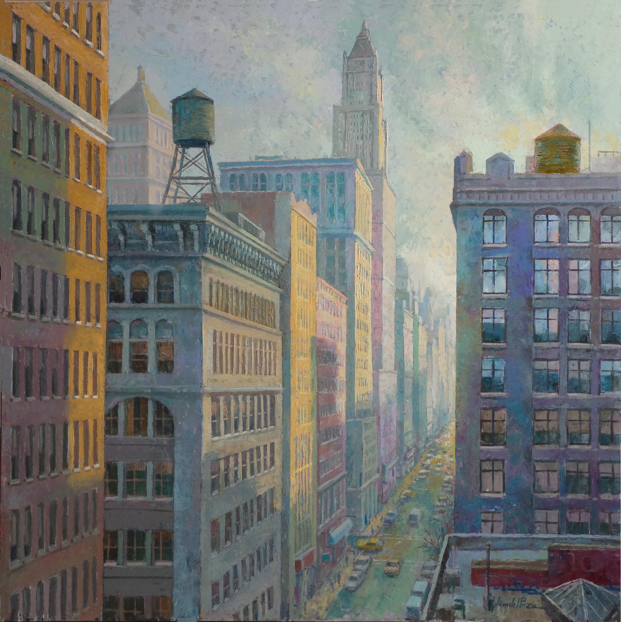 Main street NY
