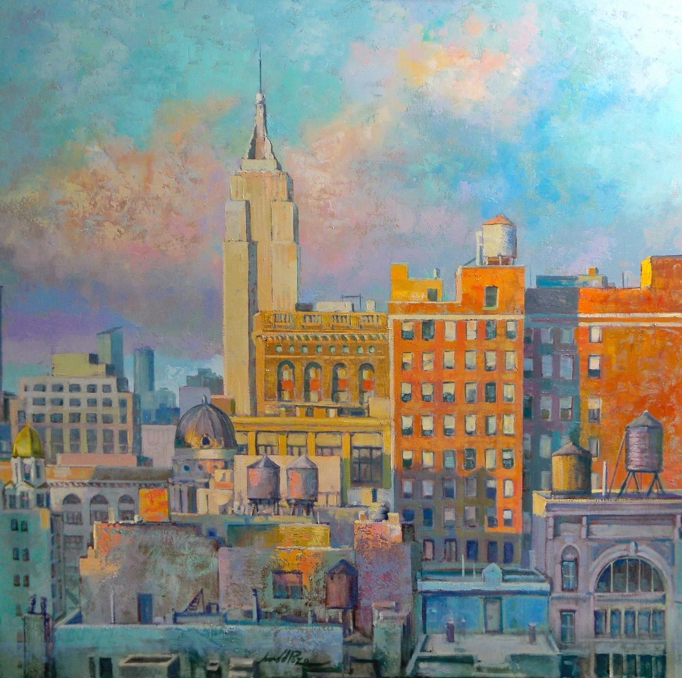 Newyork View