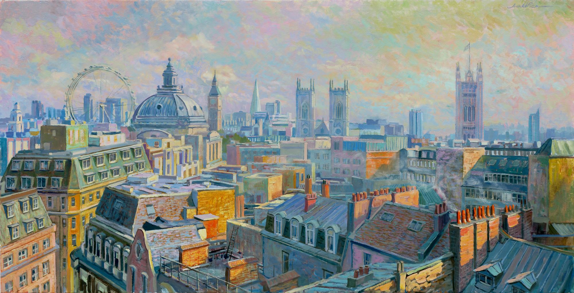 Panoramic London1