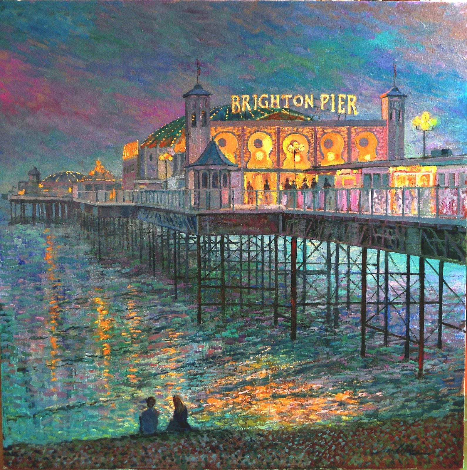 Brighton night
