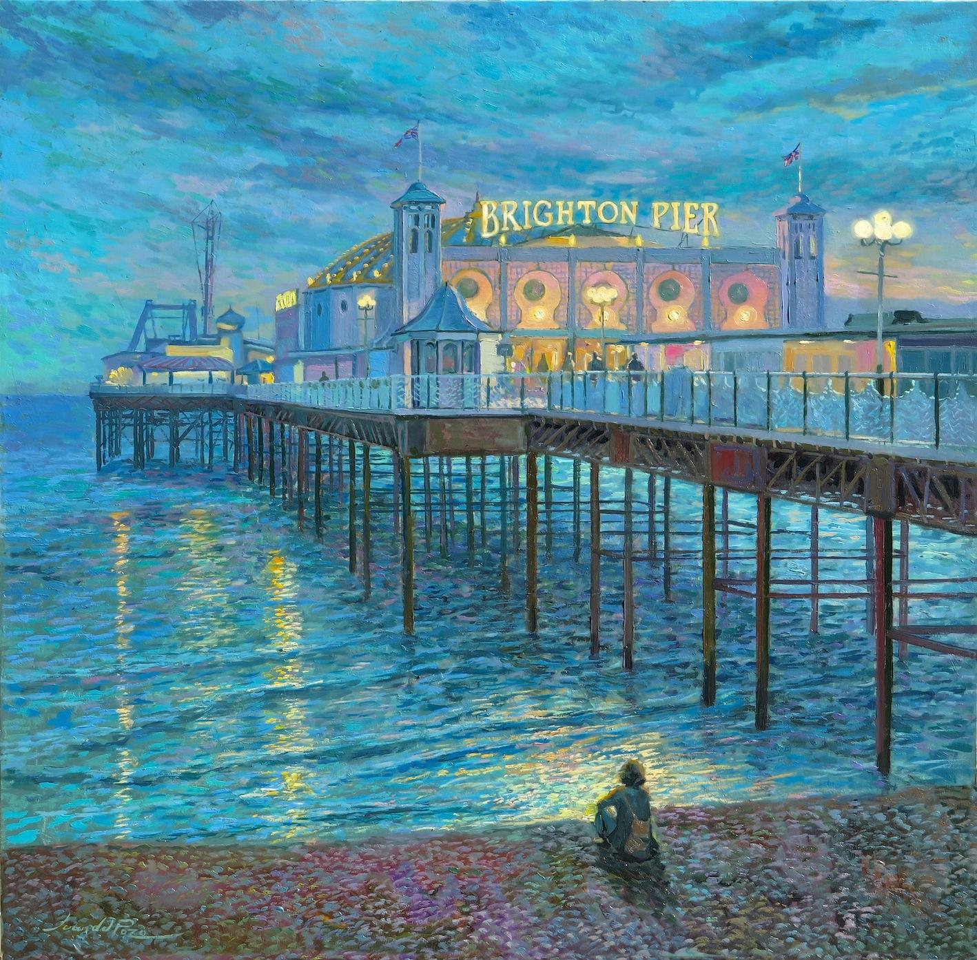 Brighton Pier Night