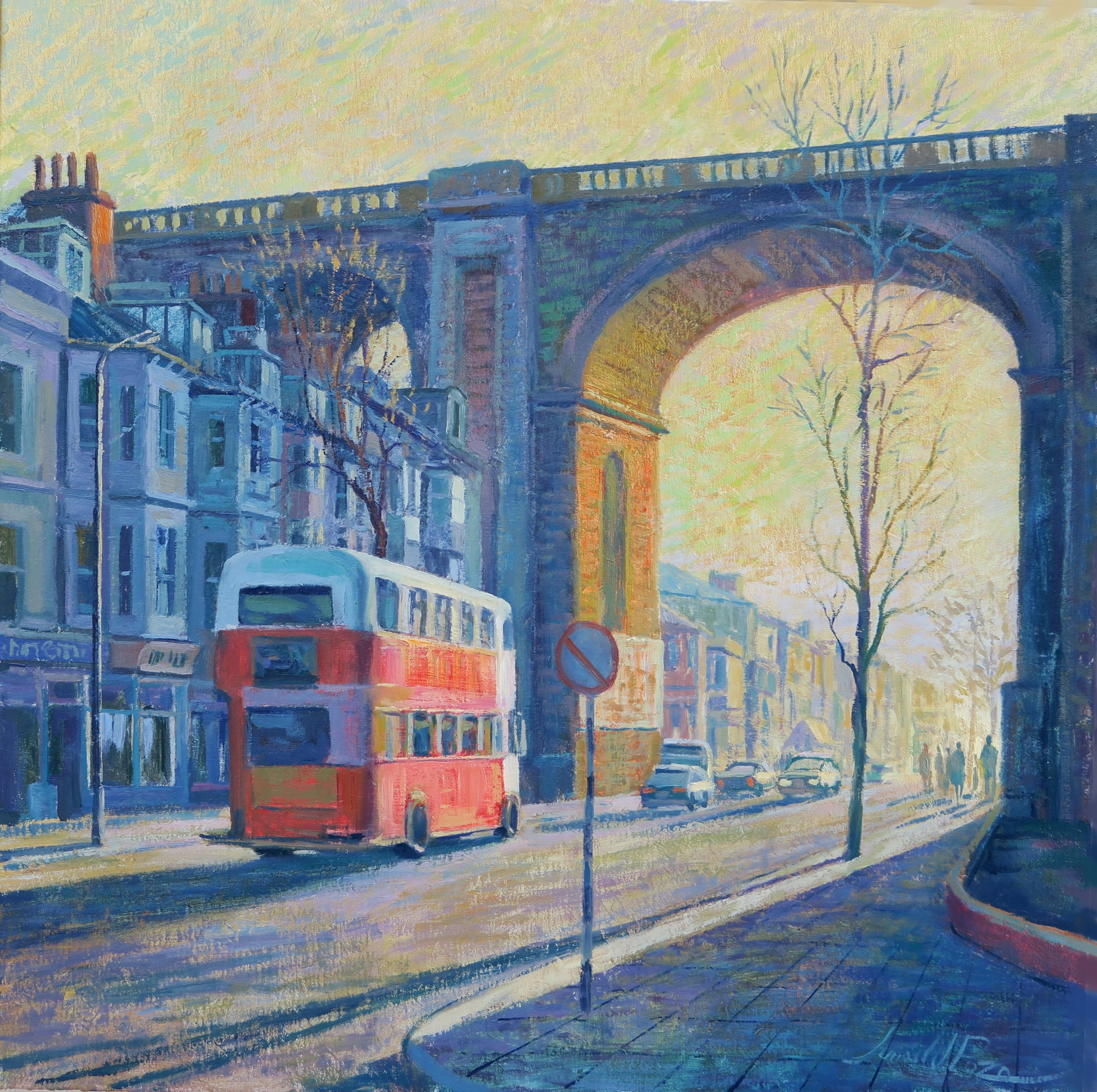 London Viaduct Brighton