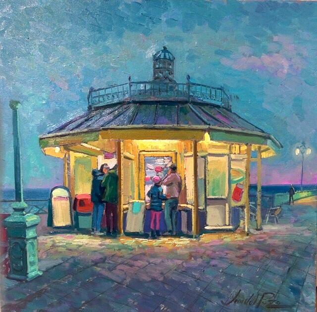 Kiosk-Brighton