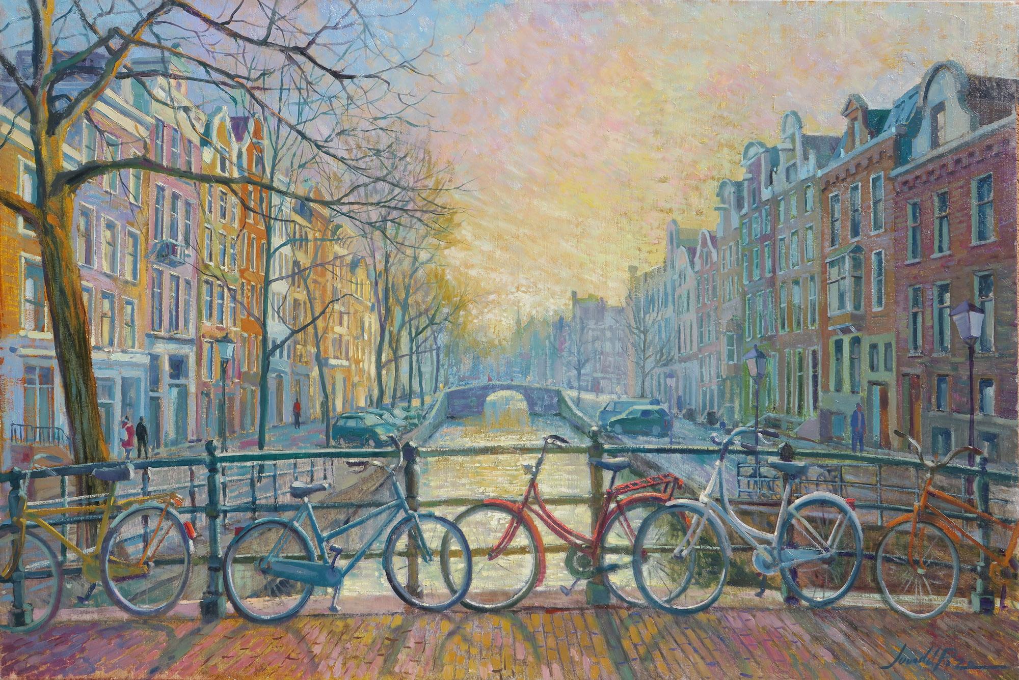 Luz de Amsterdam