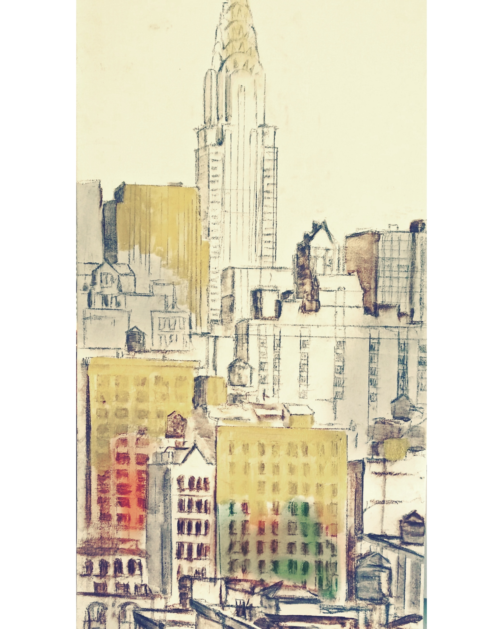 NYC-watercolor