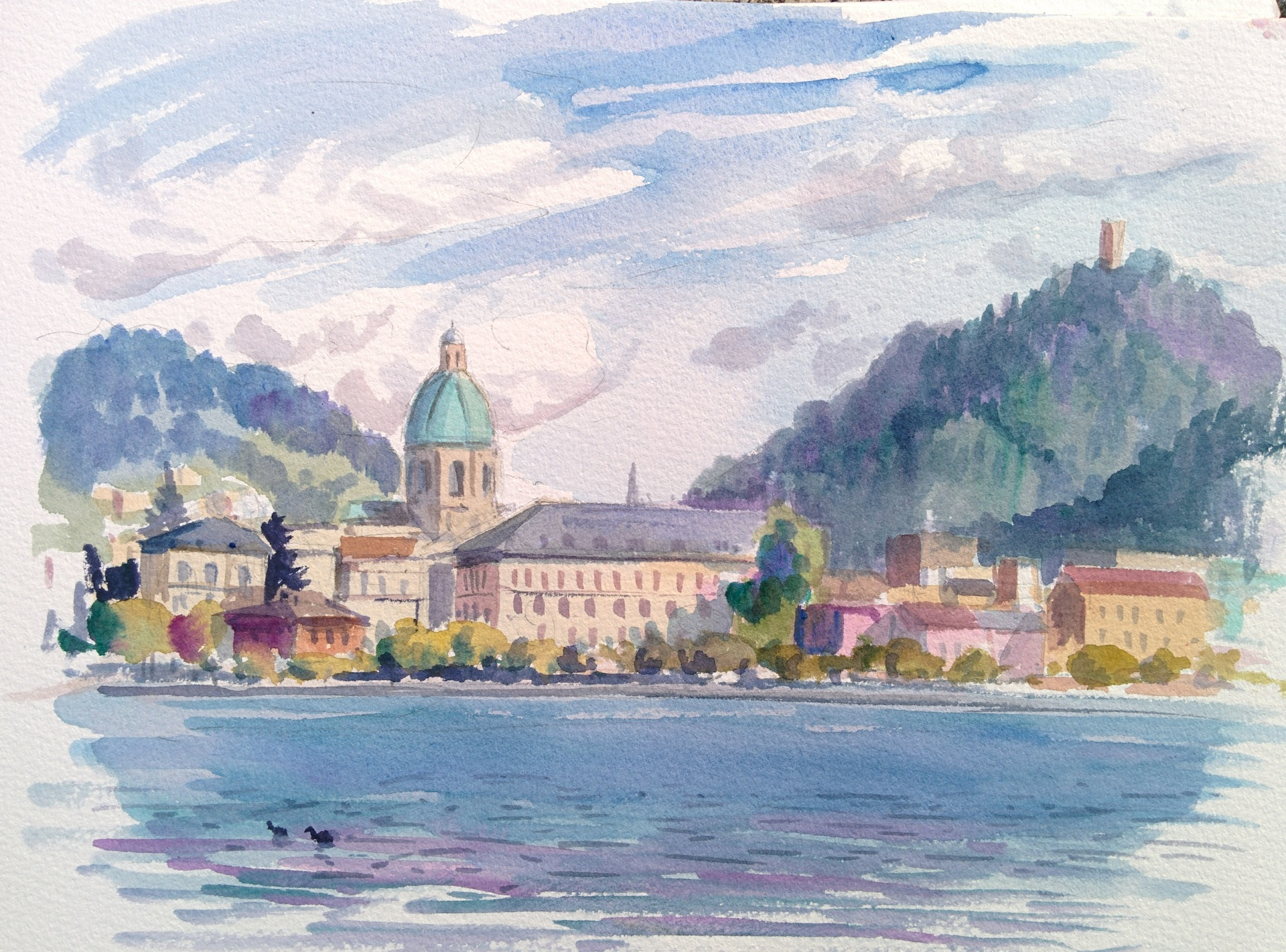 watercolour_Como